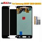 szHAIyu New Original LCD For Samsung Galaxy Note 4 mini Alpha G850 G850f G850m G850k G850a LCD Display + Touch Screen