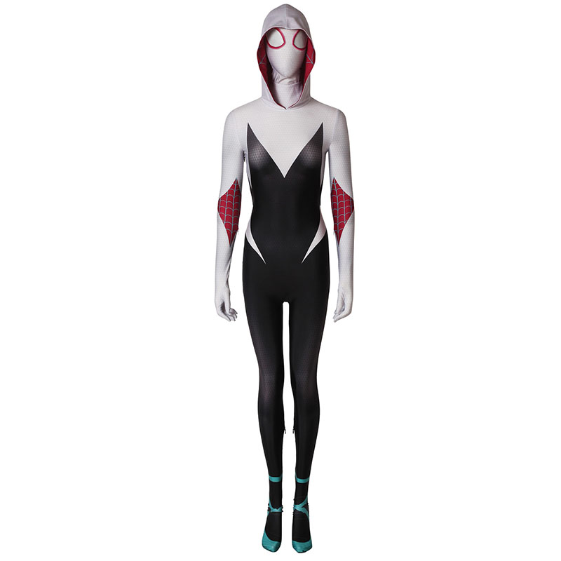 Dropshipping Spider-Man Women's Set Cosplay's hottest image supports a full set of customizations.