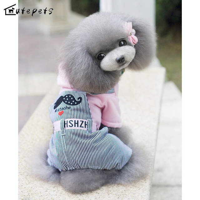 Online Shop Lovely Mustache Dog Clothes For Dogs And Cats Clothes