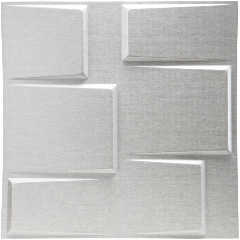3D Leather Wall Panels Peel and Stick 3D Leather Wave ...