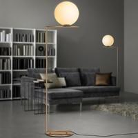 Modern Minimalist gold Luxury Floor Lamps LED lights vloerlamp stand lamp standing lamp Living room Bedroom Restaurant