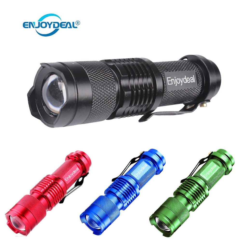 Flashlight Zoomable Q5 2000 LM