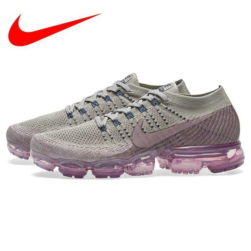Original NIKE AIR VAPORMAX FLYKNIT Women s Running Shoes 21487b75f