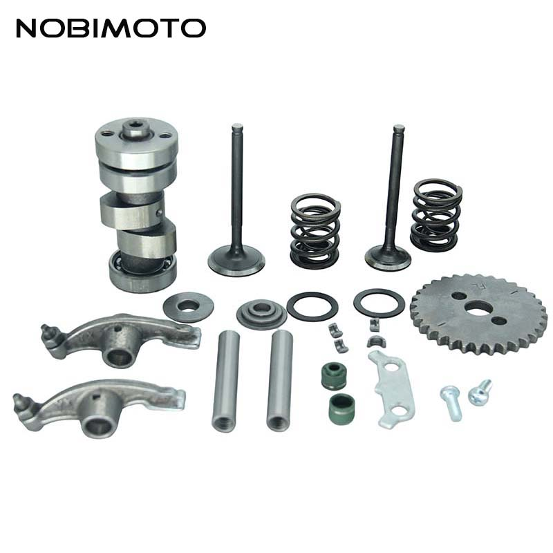 The Whole sets Kits Parts of 150cc 160cc YX Yinxiang Cylinder Head 2GT 118