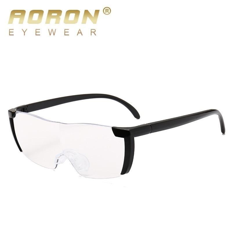 förstora förstoringsglasögon 160% förstoringsglas en - Kläder tillbehör