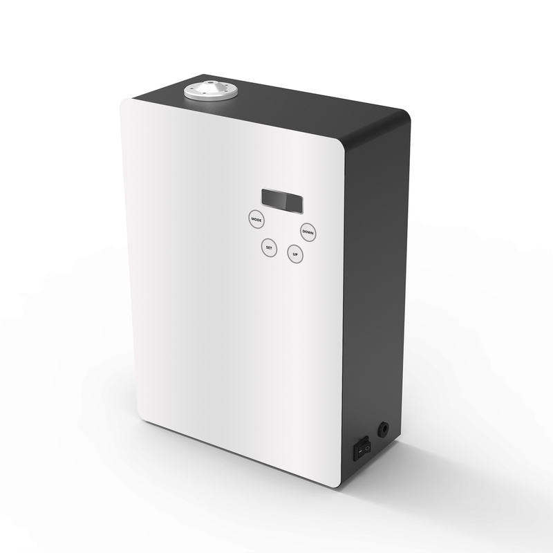 HVAC Fragrance Machine Scented Dilatator 2000m3 Aroma Scent Unit Diffuser Air Purifier For Office Lobby Hotel KTV Bar 500ml
