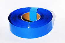 Blue 100cm Length Assortment Heat Shrink HeatShrink Tubing Tube Sleeving Wrap Wire
