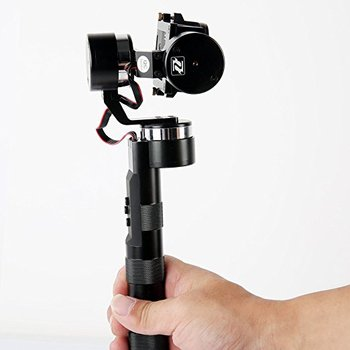 ZhiYun Z1-PRO ручной 3-осевой стабилизатор для спортивной экшн-камеры для GoPro 3 3 + 4