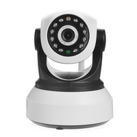 ENKLOV CMOS 300KP Wifi Wireless Home Security IP Camera Security Network CCTV Surveillance Camera IR Night