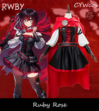 Buy Ruby Rose Rwby Costume And Get Free Shipping On Aliexpress Com