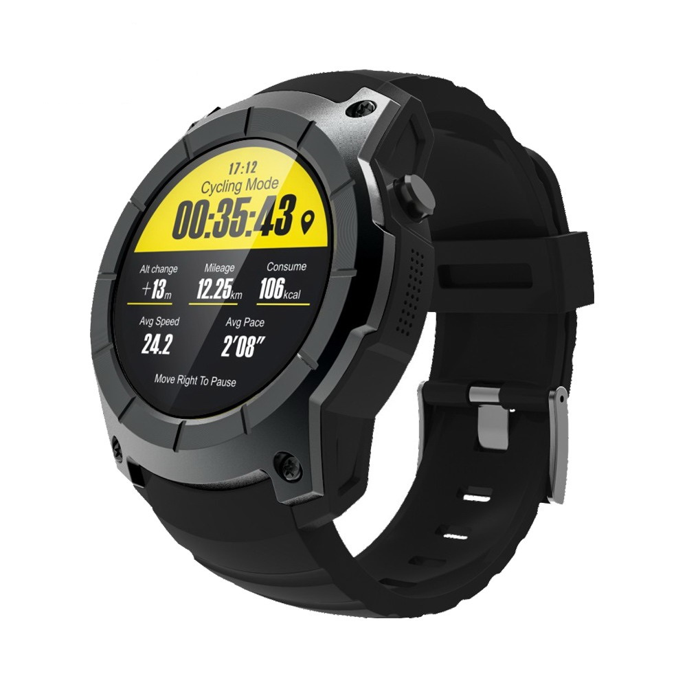 MOUGOL S958 GPS Outdoor Sports Watch MTK2503 Smart Watch Bluetooth multi-sport Smartwatch Heart rate monitor Answer Call Watches обогреватель aeg wkl 2503 s wkl 2503 s