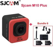 Original SJCAM M10 Plus WiFi 30M Waterproof Sports Action Camera Sj M10 Cam DV+2Battery+Dual Charger+Monopod+Car Charger+Sucker