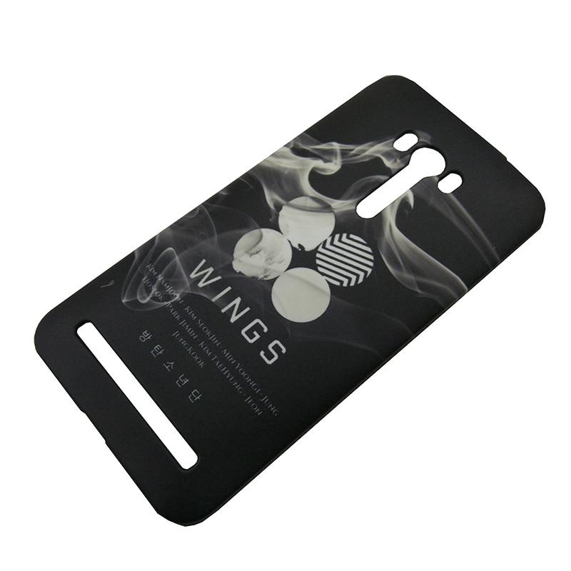 Kustom untuk Asus Zenfone 6 / Zenfone 5 3d kasus telepon plastik - Aksesori dan suku cadang ponsel - Foto 3