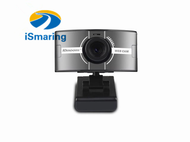 Official iSmaring WIFI Web Camera Car Tank Chassis Webcam CMOS 30MP 10moons Caterpillar Yahoo Messager Skype Wireless Video DIY