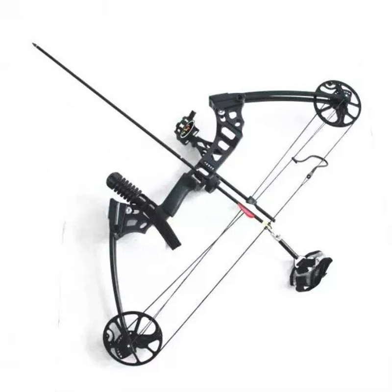 Professional Compound Bow 35-70 lbs Aluminum Alloy Archery Bow Powerful Outdoor Hunting Shooting Bow G10 35 70 lbs powerful compound bow aluminum alloy archery bow arrow for outdoor hunting shooting