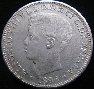 wholesale Replica 1895 PORTUGAL COIN COPY 90% coper manufacturing