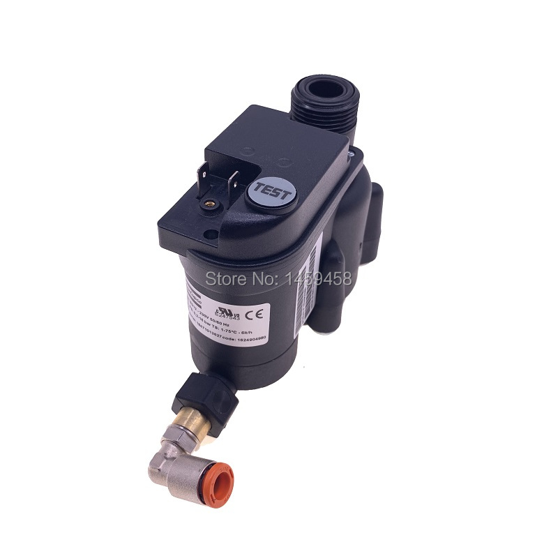 Spedizione gratuita original genuine ED12 230 V 50-60 HZ elettronico auto acqua di scarico della valvola 1624904980 (1624- 9049-80)