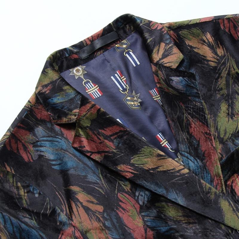 24fa839f915f2 2018 D affaires hommes Mode Mariage Grande Mince Taille Veste Hommes Marron  Dîner Costume Pour Boutique De ...