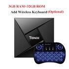 Tanix TX9 Pro TV Box 3G 32G Amlogic S912 Android 7.1 OS Bluetooth 4.1 Media Player 1000M LAN PK X92 GT1 Ultimate Set Top Box