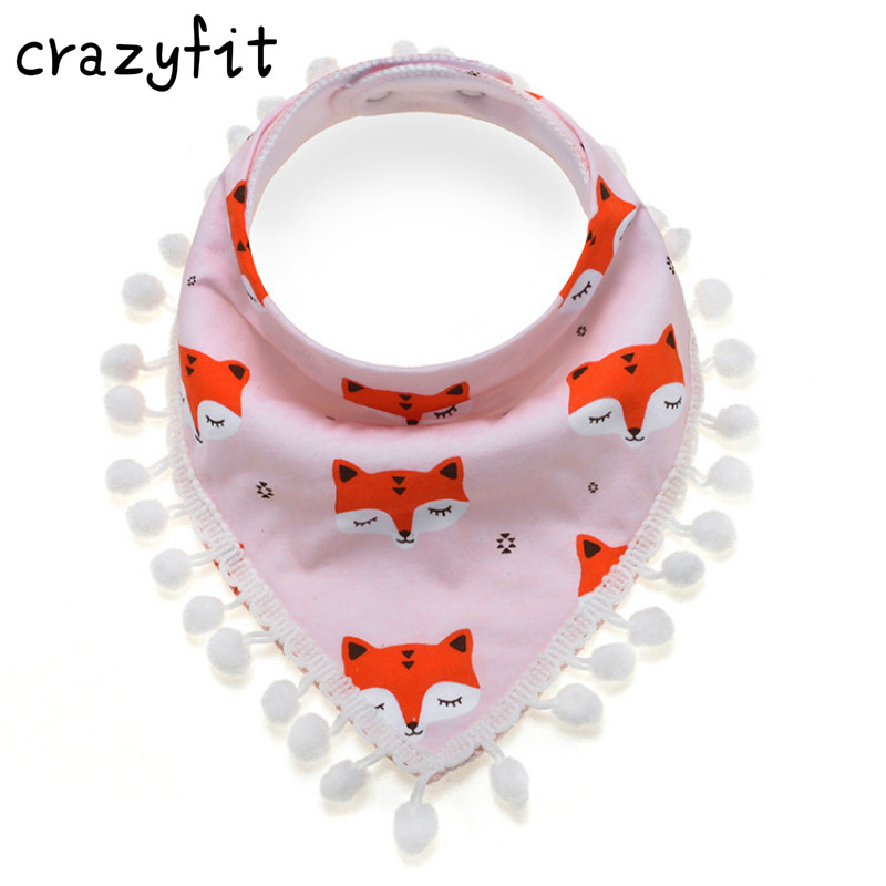 Europe and the United States maternal and child products / lace bibs / cotton baby triangle towel / baby bibs