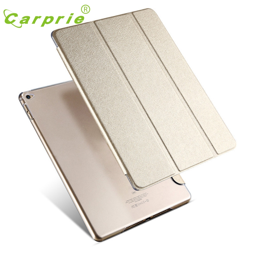 CARPRIE Tablet Case Smart Sleep Wake For iPad Air 2 UP Flip Leather Cover Holder Stand Case For iPad 9.7 inch Mar24 ultra thin for ipad air 2 case pu leather smart stand cover universal auto sleep wake up flip 9 7inch case for ipad air 1 2