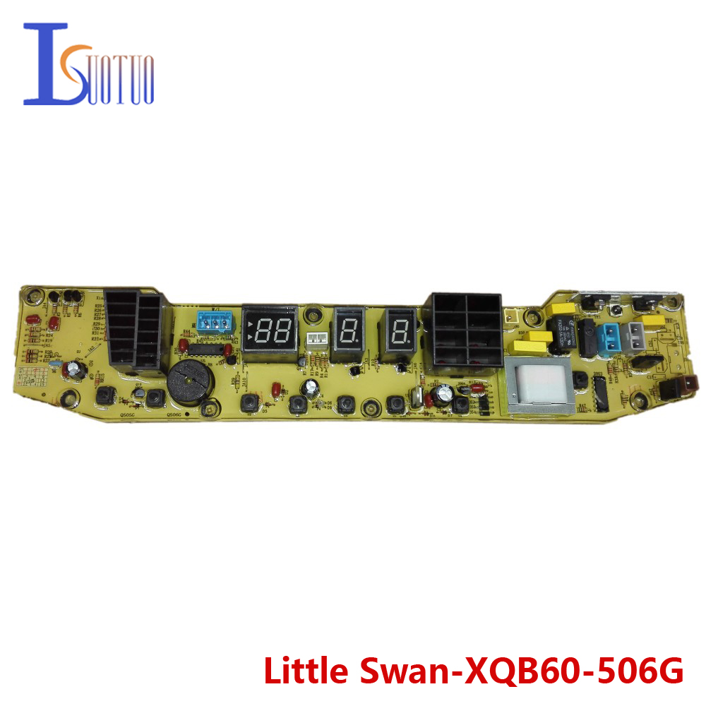 Little Swan Washing Machine Brand New Computer Board XQB60-506G Q505G TB70-X505G XQB70-505G 95% new original good working inverter washing machine board for xqb70 j85s xqb60 t85 xqb70 t85 xqb60 j85s on sale