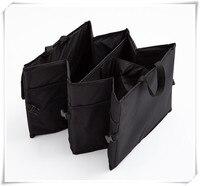 Car styling Accessories Portable Storage Bags for Audi A6 C6 BMW F30 F10 Toyota Corolla Citroen C5 Ford Focus 3 2 Nissan Qashqai