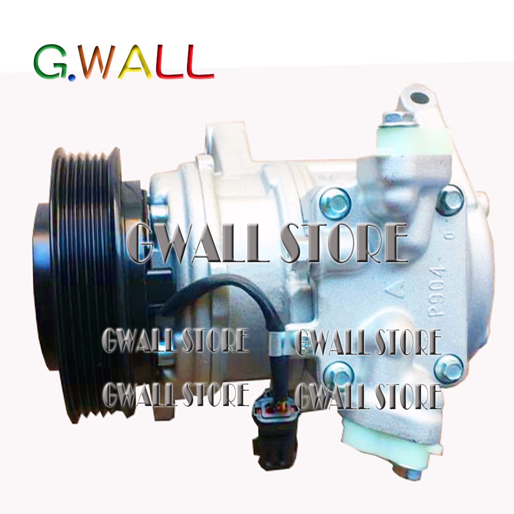 Brand New AC Compressor For Jeep Grand Cherokee 4 7L V8 Gas 447200 5496 447220 7022 4472005496 4472207022 in Air conditioning Installation from Automobiles Motorcycles