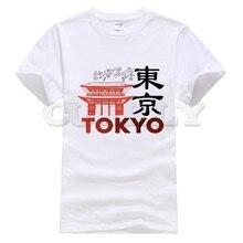 2019 new T-shirt Print  Tokyo Ghoul Cool Japan Anime Cartoon Fashion Summer dress men tee street cos play Cozy
