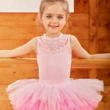 ballet leotard for girls dress ballerina kids tutu child dance tank costume