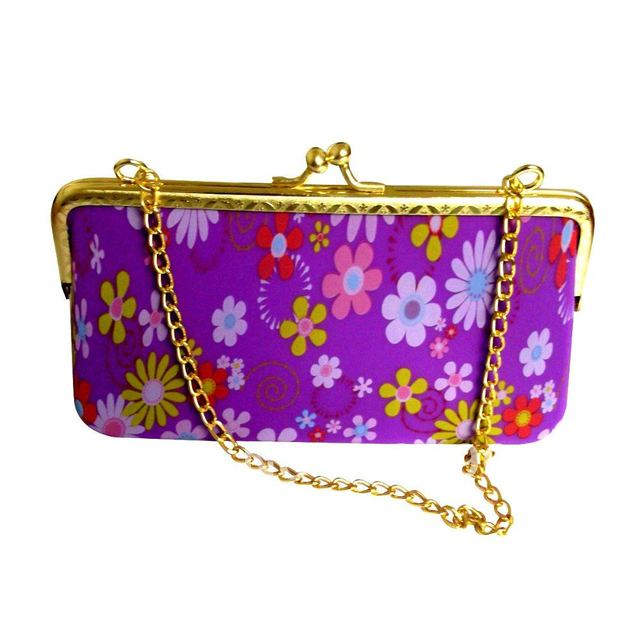 Fashion Design Free Shipping Silicone Jelly Wallet