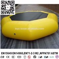 Durable water jumping trampoline inflatable water platform inflatable water trampoline for sale