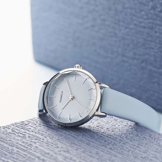 Simple Classic White Leather Ladies Watches Female Small Dial Multi-section Dress Watch For Women Clock Reloj Mujer Montre Femme