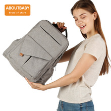 Large Capacity Maternity Diaper Nappy Bag for Mummy Women Travel Backpack Waterproof Designer Stroller Bag Baby Care Nursing Bag