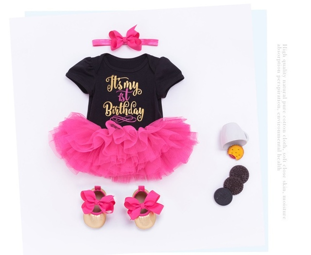 1a32a1935 Dolls Clothes Wear Fit For 50 57cm Silicone Reborn Baby Doll Romper ...