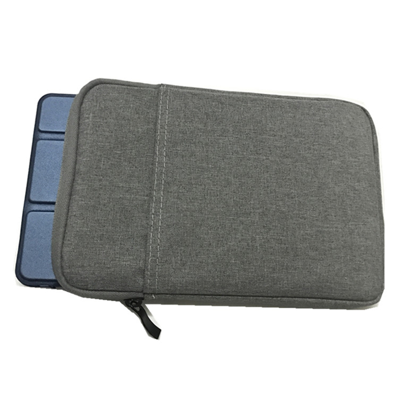 For New iPad 10 5 inch Shockproof Tablet Sleeve Pouch Bag for 2017 iPad Pro 10 5 Model A1701 A1709 Soft Cotton Tablet Cover Case in Tablets e Books Case from Computer Office