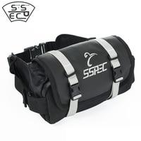 SSPEC NEW Motorcycle waist Bag Motorbiker Equipment Outdoor Waterproof Pocket bag Motocross Waist Bag Small Package Side Bag