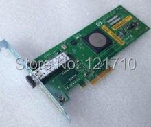 AD299A ad299-60001 AD299-80001 PCIe x4 4 ГБ FIBER CHANNEL HBA АДАПТЕР для hp RX сервера