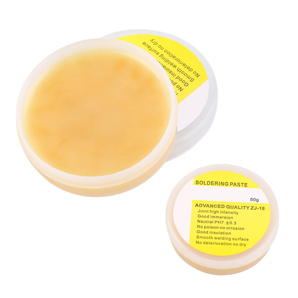 50g Soldering Flux Paste Solder Low-temperature Lead-free Welding Grease Cream For Phone Metal Kit AI88