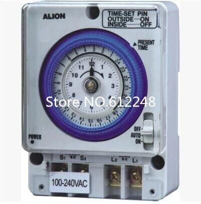 TB-35B économiser de l'énergie 24 heures minuterie commutateur AC 220 V