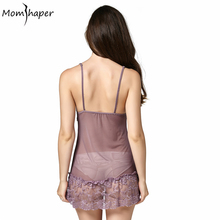 Sleepwear  Pyjamas nightdress Sexy lingerie Bow nightgrown women Hollow ribbons robe bathrobe negligees Female home clothes