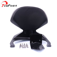 Fit For YAMAHA XMAX 250 X MAX 300 400 2017 2019 Rear Seat Bracket Backrest Tail Top Box Case Cover