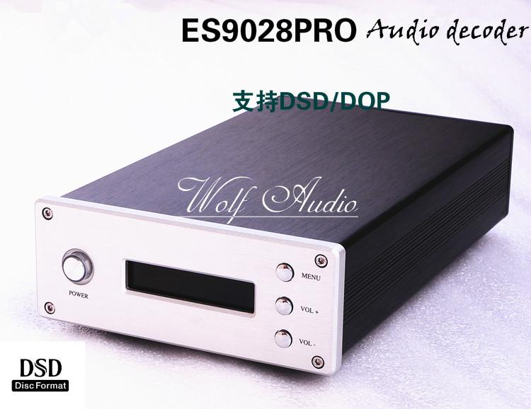 Deluxe Edition ES9028PRO DAC Decoder Italy Amanero USB Audio DAC Support DSD/Dop элтон джон elton john goodbye yellow brick road deluxe edition 2 cd