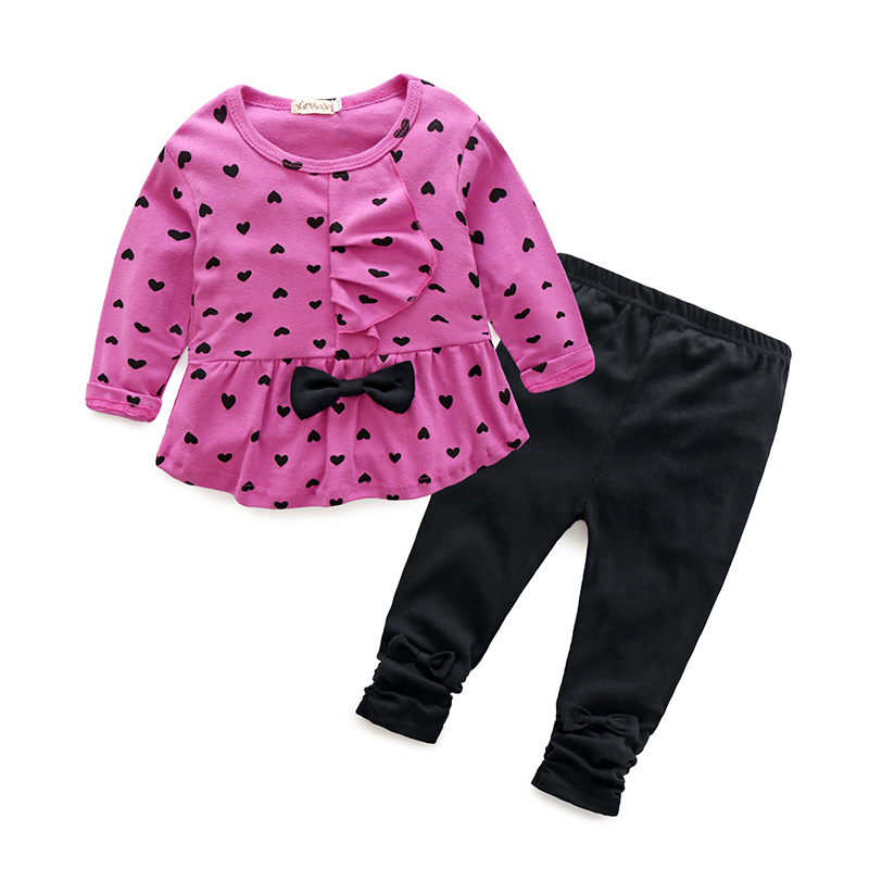 Baby-Girls-Spring-Autumn-Clothing-Sets-Bowknot-Lovely-T-Shirt-Pants-2pcsset-Infant-Clothes-Suits-5