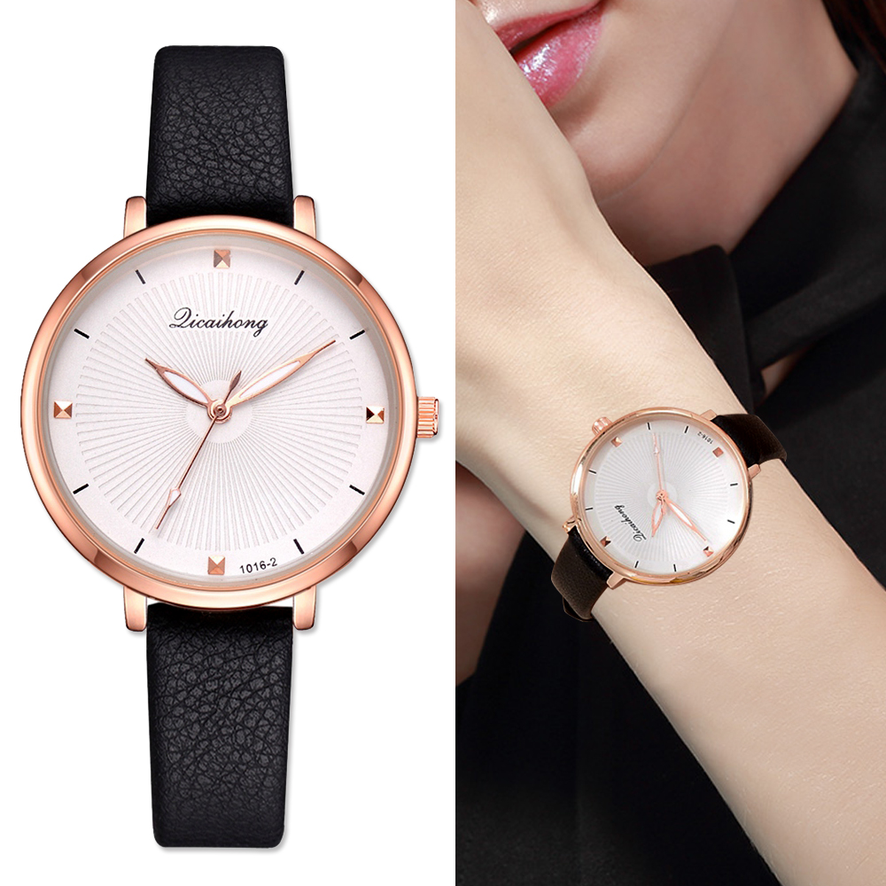 2018 Ladies Wrist Watches New Women Leather Sport Dress Quartz Clock Watch Luxury Top Brand Bracelet Ladies Watch Gift2018 Ladies Wrist Watches New Women Leather Sport Dress Quartz Clock Watch Luxury Top Brand Bracelet Ladies Watch Gift