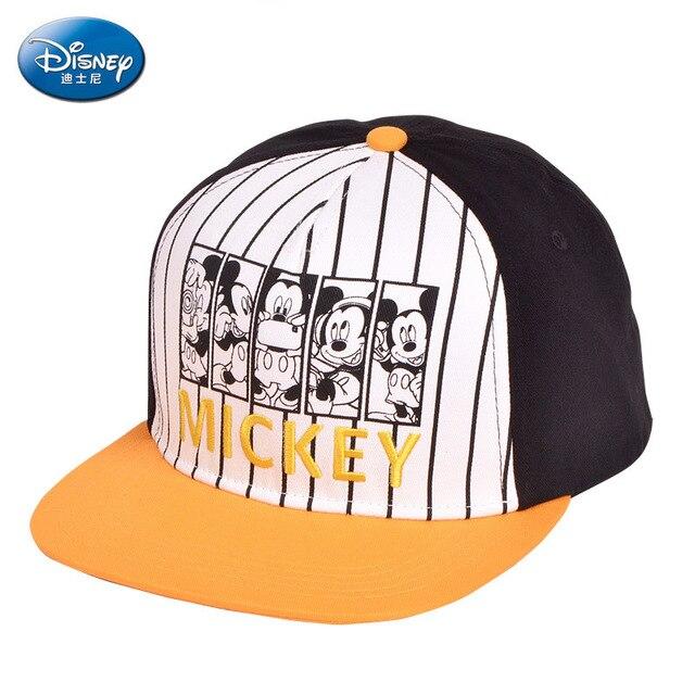 Gorra de mickey mouse para niños de dibujos animados para niños ... 7ccf109121e