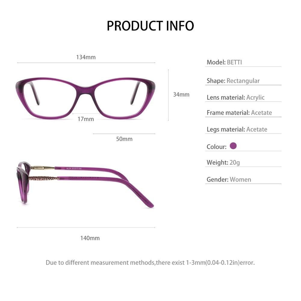 c7bf77355a OCCI CHIARI Recommend Fashion Women Eyeglasses Demi Colors Patchwork  Prescription Nerd Lens Medical Optical Glasses Frame BENZONUSD 25.99 piece