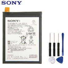 Sony Original Replacement Phone Battery For SONY Xperia Z5 E6883 E6633 E6653 E6683 E6603 LIS1593ERPC Authenic 2900mAh