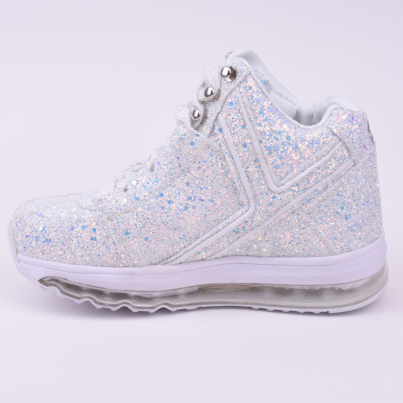 newest autumn women sneakers bling bling lace up Hip hop shoes colors light flats shoes round toe ankle boots casual shoes 2018 prova perfetto bling bling diamond women casual shoes lace up rhinestone sequine sneakers shoes thick bottom fashion girl shoes