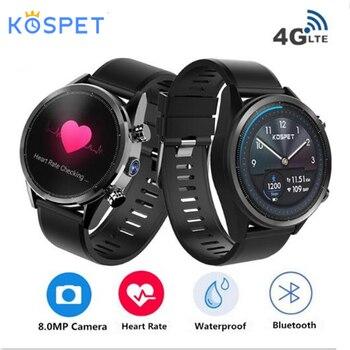 гель для снятия настроения | Kospet Hope 4 г Smartwatch для мужчин 1,39 ''android 7,1 MTK6739 ядра 1,3 ГГц 3 ГБ оперативная память 32 Встроенная 8.0MP камера для женщин Смарт часы телефон